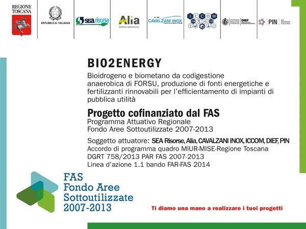 Progetto Bio2energy